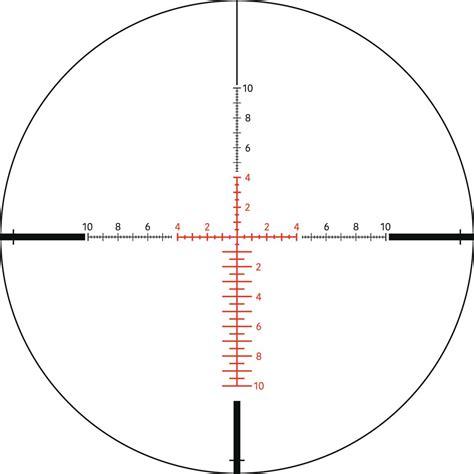 Vortex Ebr 4 Reticle