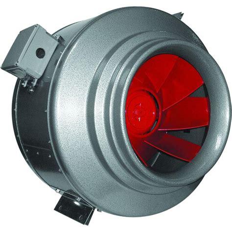 Vortex Inline Duct Blower Fan