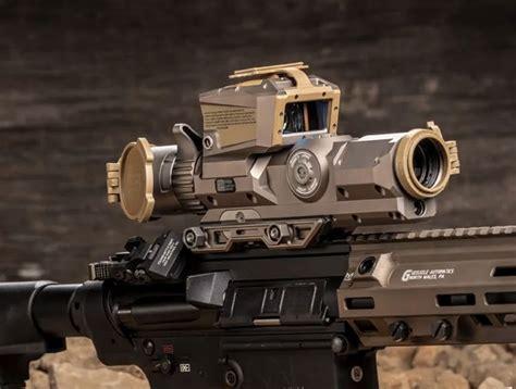 Vortex Optics In Combat