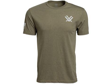 Vortex Optics Short Sleeve Patriot Tshirts Short Sleeve Patriot Tshirt Olive Heather 2xl