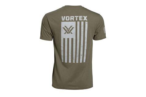 Vortex Optics Short Sleeve Patriot Tshirts Short Sleeve Patriot Tshirt Olive Heather 3xl