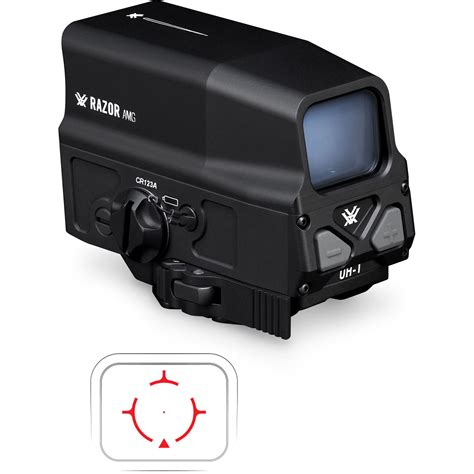 Vortex Razor Amg Uh 1 Holographic Red Dot Sight