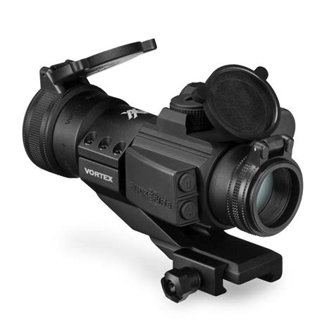 Vortex Strikefire 2 Red Dot Review Rifle Optics World