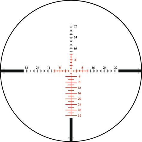 Vortex Viper Pst Gen Ii 315x44mm Ebr4 Reticle Rifle