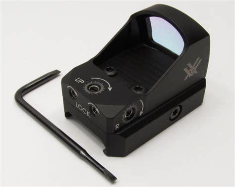 Vortex Viper Red Dot Adjustment