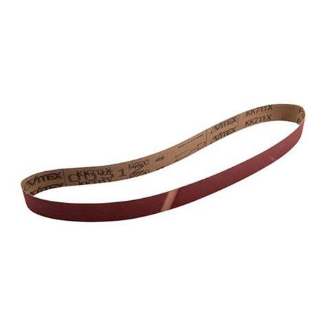 Vsm Abrasives Corporation Sanding Belts 120 Grit 1 1 2
