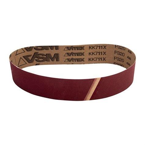 Vsm Abrasives Corporation Sanding Belts 320 Grit 2