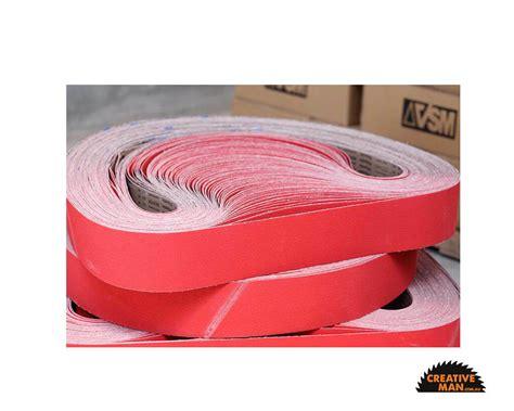 Vsm Abrasives Corporation Sanding Belts 60 Grit 3