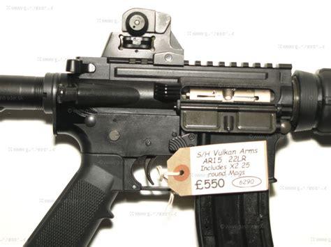 Vulcan Armament Plastic AR-15 Lower The High Road