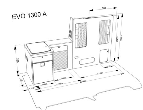 Vw camper furniture plans Image