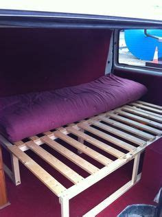 Vw t4 rock and roll bed plans Image