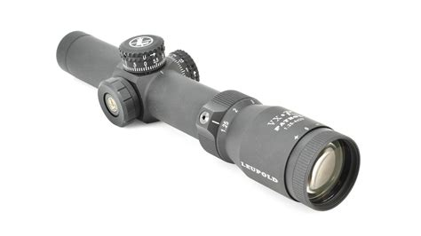 Vxr Partrol 1 254x20mm Scope With Ims Mount Leupold