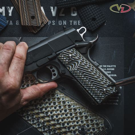 Vz Grips Operators Ii 1911 Quick Review