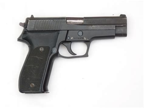 Sig-Sauer W German Made Sig Sauer P226 9mm For Sale.