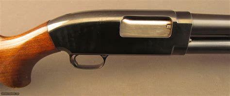 W8668 Winchester 12 Gauge Model 25 Pump Shotgun