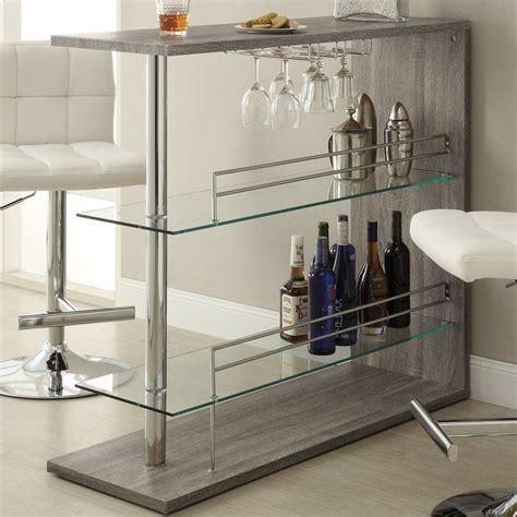 Wadebridge Bar with Wine Storage