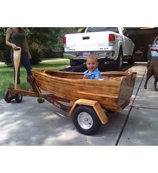 Wagon Boat Plans
