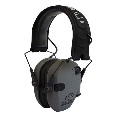 Walker S Razor Slim Electronic Hearing Protection Muffs