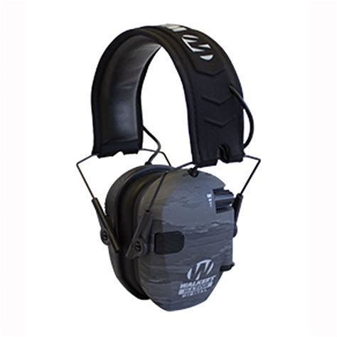 Walkers Game Ear Razor Digital Ear Muffs Razor Digital Ear Muff Atacs Ix Camo