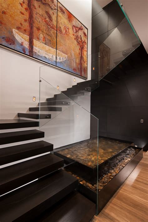 Wall Stairs Design