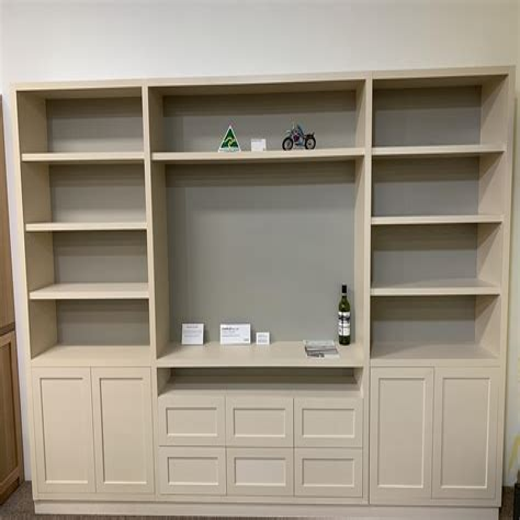 Wall bookcase units Image