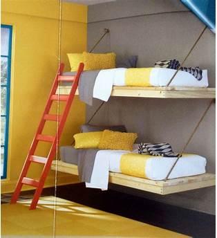 Wall Loft Bed Plans