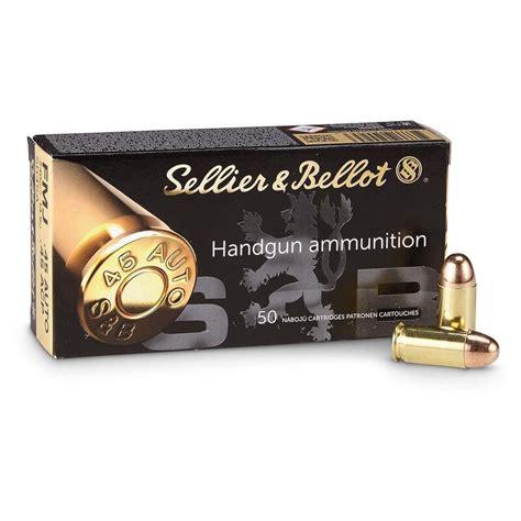 Walmart 45 Acp Ammo Prices