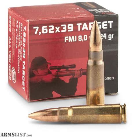 Walmart 7 62 X39 Ammo
