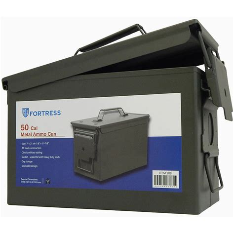 Walmart Ammo Can Review