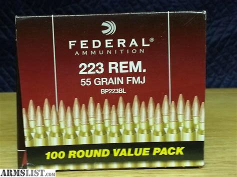 Walmart Federal 223 Ammo Review