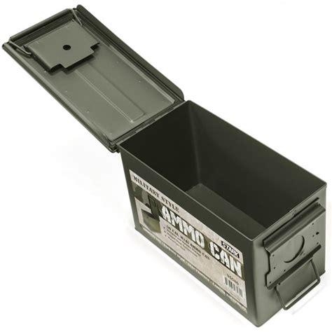 Walmart Metal Ammo Box
