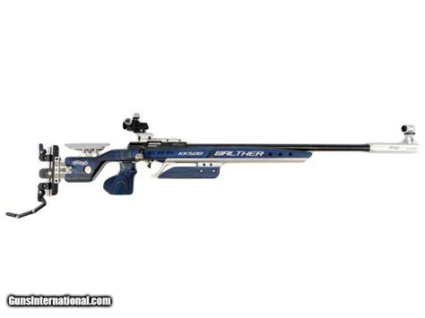 Walther Anatomic 22 Rifle