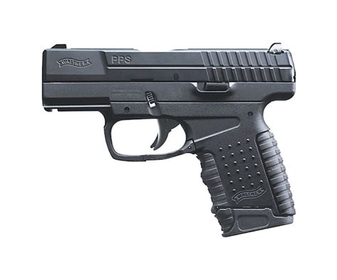 Walther Arms 2796333 PPS Standard 9mm 3 2 7 1 Poly Grips