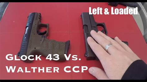 Walther Ccp Vs Glock 43