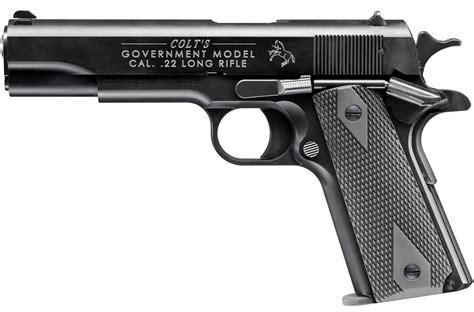 Walther Colt 1911 22lr Pistol Review