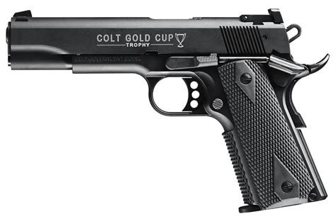 Walther Colt Gold Cup Trophy 1911 22lr Review