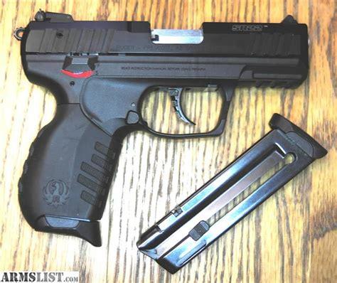 Ruger Walther P22 Or Ruger Sr22.