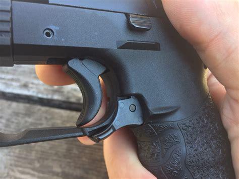 Walther P22 Trigger Job