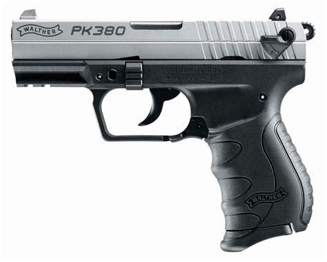 Walther Pk380 Handgun Review