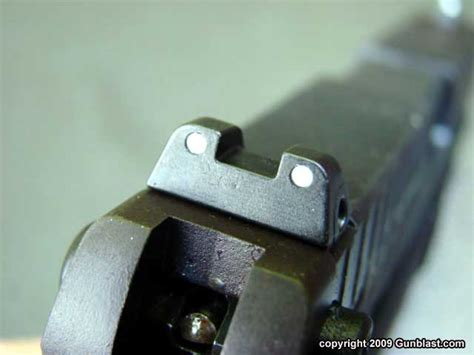Walther Pk380 Replacement Sights