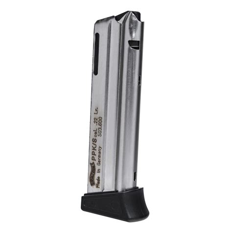 Walther Ppk 22 Mag