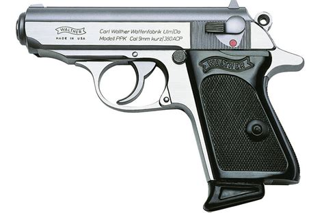 Walther Ppk 380 Stainless Steel