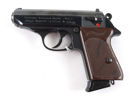 Walther Ppk 7 65 Disassembly