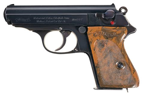 Walther Ppk 7 65 Mm Blued