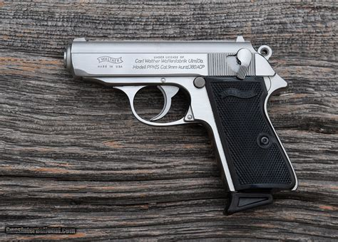 Walther Ppk 9mm Buds
