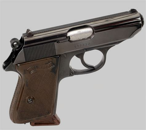 Walther Ppk 9mm Luger