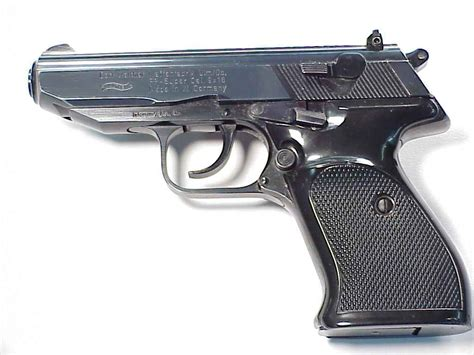 Walther Ppk 9mm Short Magazine