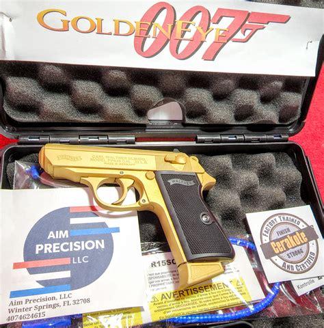 Walther Ppk Black Cerakote Gold