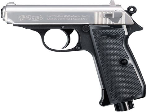 Walther Ppk Co2 Nickel