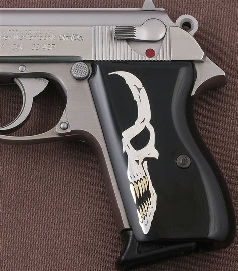 Walther Ppk Custom Grips